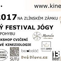 Zmeck festival jgy a zdravho pohybu