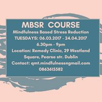 Mindfulness MBSR Course