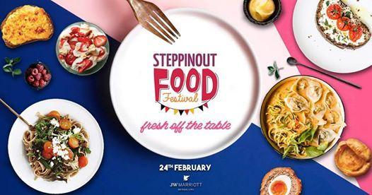 Protien Grillhouse X SteppinOut Food Festival
