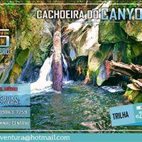 Trilha cachoeira do Canyon - Nvel mdio