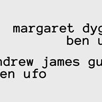 Ben UFO Margaret Dygas and Andrew James Gustav