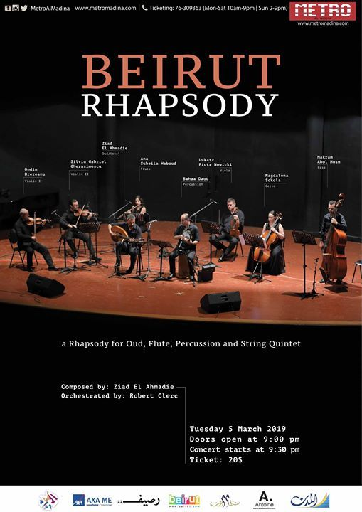 Beirut Rhapsody