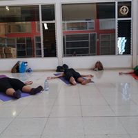 Yoga en el Cabildo
