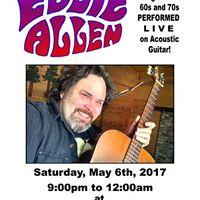 Eddie Allen concert at &quotDon the Beachcomber&quot