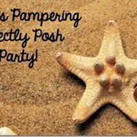 Mollies Pampering Perfectly Posh Party