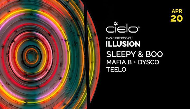 Illusion with Sleepy & Boo  Mafia B  Dysco  Teelo