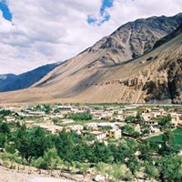Spiti Valley Backpacking
