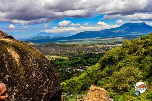Enkamuka Peak Namanga Hike