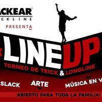 Slackear Line Up - Torneo de Trick &amp Longline