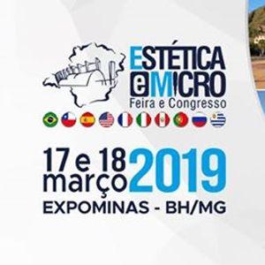 Esttica e Micro - Feira e Congresso - 2019