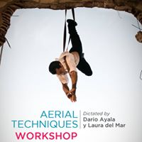 Aerial Techniques Workshop - Dario Ayala &amp Laura del Mar