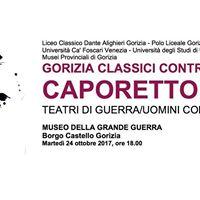 Caporetto 2017 Gorizia Classici Contro