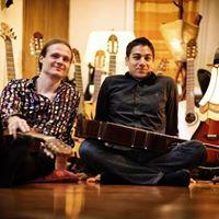 Ravi Shrestha &amp Miha Petric acoustic guitar duo