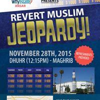 Revert Muslim Jeopardy