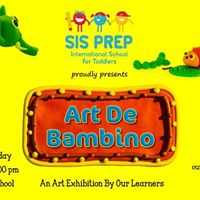 Art De Bambino-An Art Exhibition By Our Learners