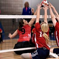 AzDS Sitting Volleyball Clinic