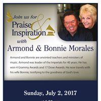 Praise &amp Inspiration with Armond &amp Bonnie Morales