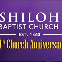 Join Dr. Savage and the Chancel Choir at Shiloh Baptist Church