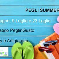 PeglinGusto e Hobby Domenica 9 Luglio Genova Pegli