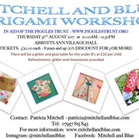 Family Origami and Craft Workshop