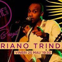 Brasil Jazz unplugged with Adriano Trindade.