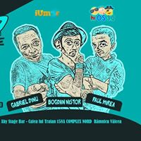 Stand up Comedy Battle &quot Roastul Nostru&quot ABY STAGE BAR