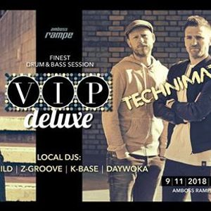 DJ Lee & Technimatic at VIP Session Deluxe