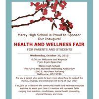 MHS Health &amp Wellness Fair