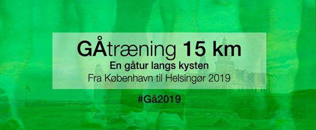 Gtrning (15 km) - En gtur langs kysten 2019