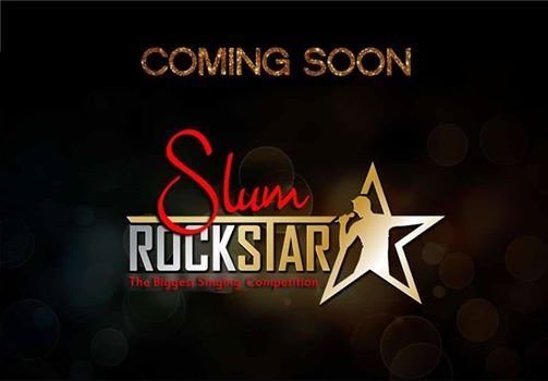 SLUM ROCK STAR