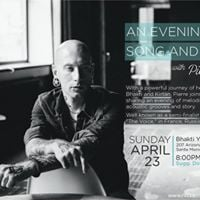An Evening of Song and Chant with Pierre Edel