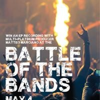 Battle Of The Bands Concert