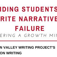 Guiding Students to Rewrite Narratives of Failure