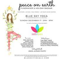 Peace On Earth Fundraiser and Holiday Bazaar