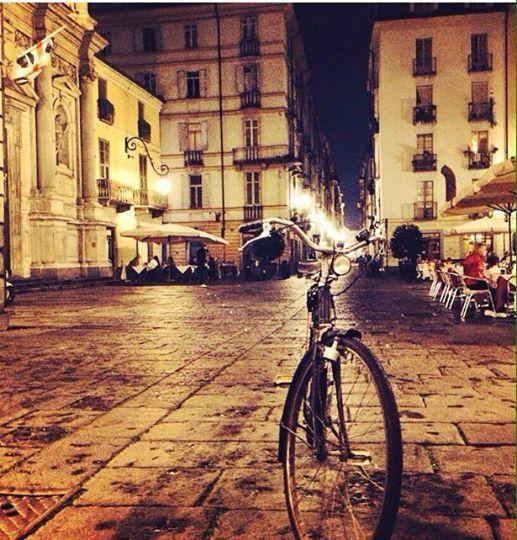 Tour in bici - Luci e ombre di Torino nell800