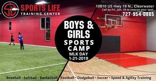 Boys & Girls MLK Day Sports Camp
