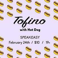 TofinoHot Dog at Speakeasy