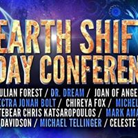 Earth Shift Conference 3-Day Live Conference