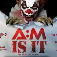 AM Halloween special  28th of October 2017 3-10am