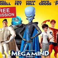 Free Community Movie Come out and see Megamind