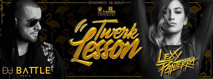 Il Lexy Panterra and Dj Battle ll TWERK Lesson ll Vendredi 19 Aout l ... 4ab0618cc85
