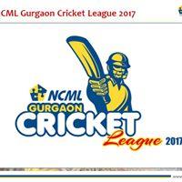 NCML Gurgaon Cricket League 2017