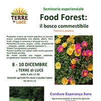 Food Forest il bosco commestibile