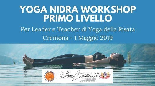 Yoga Nidra - Workshop 1 livello - SOLD OUT
