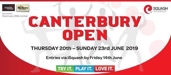 Canterbury Open