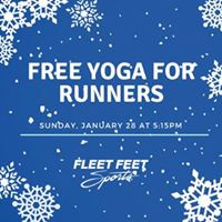 Free Yoga for Runners