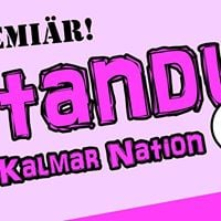 Standup p Kalmar Nation - Premir Ahmed Berhan m.fl.