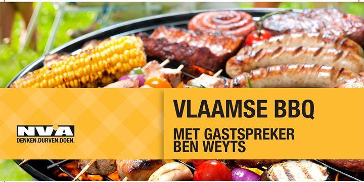 Vlaamse barbecue met Ben Weyts