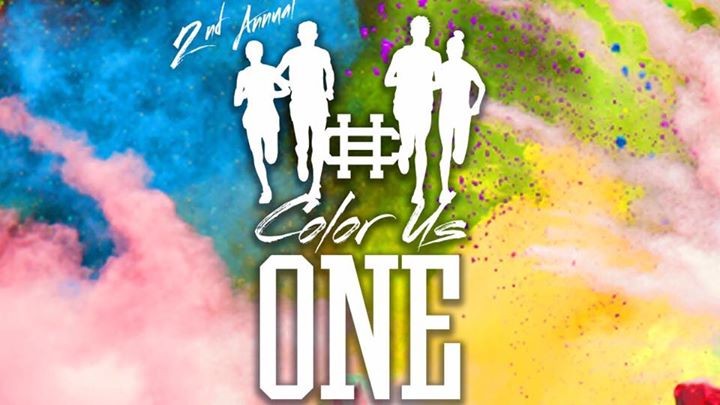 2nd Annual Color Us One 5KCarnivalCraft Show