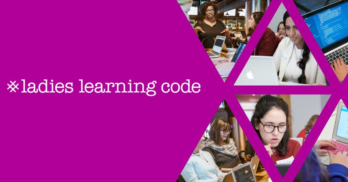 Ladies Learning Code: Virtual Reality With Three JS
